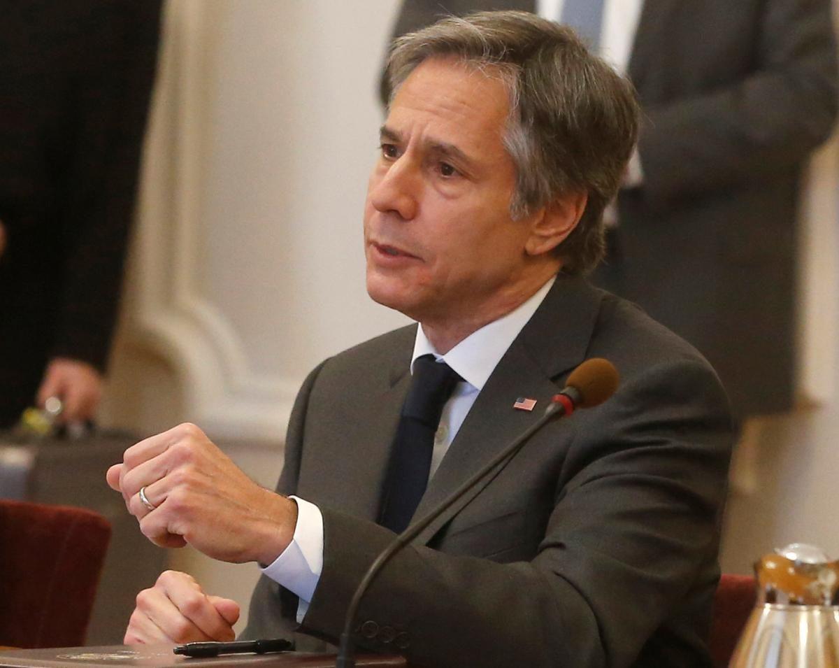 Прибыл в Киев со стремлением усилить партнерство Украины и США