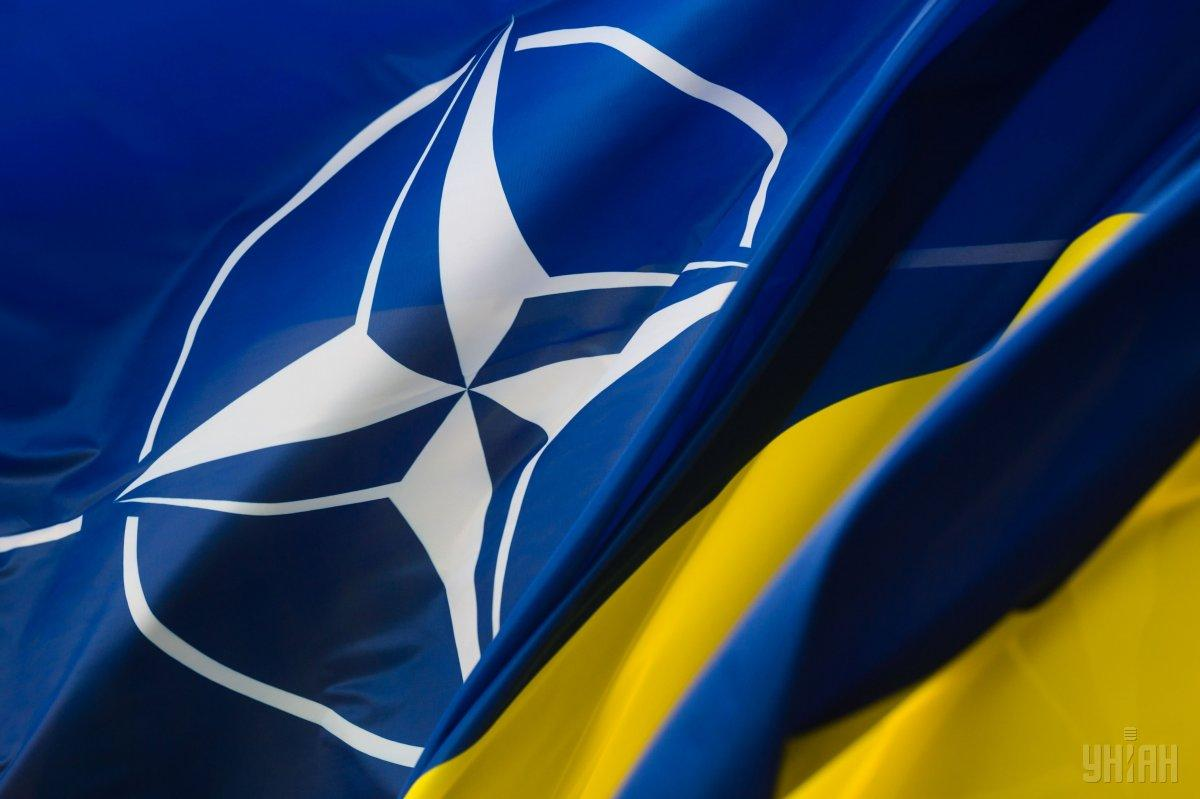 Украина защищает восточный фланг НАТО, даже не находясь в составе Альянса
