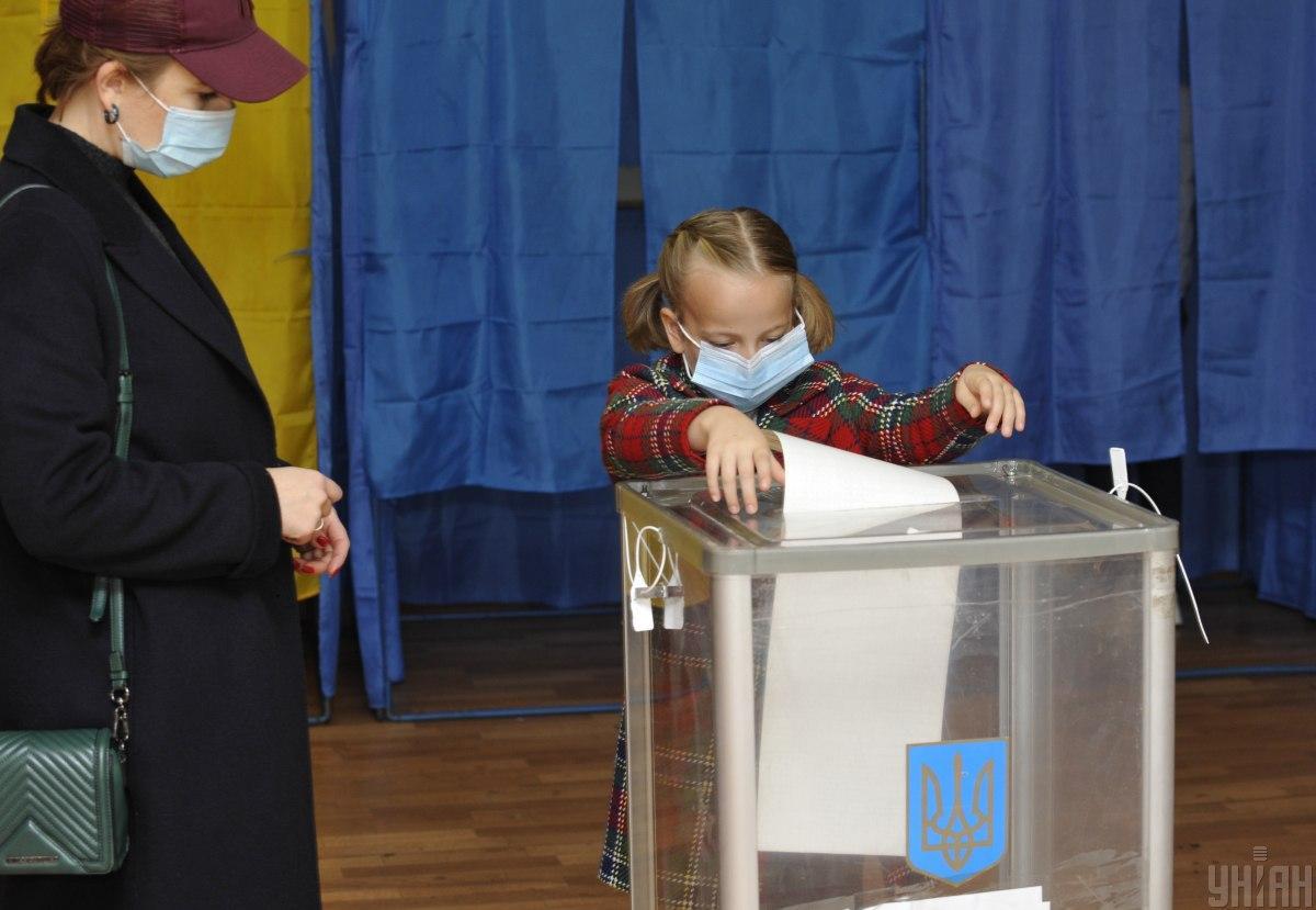 В Украине успешно прошли очередные местные выборы