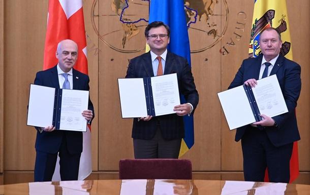 В Киеве создано «Ассоциированное трио»