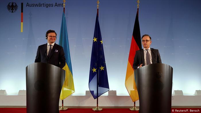 Украина готова к разумным компромиссам по Донбассу и Крыму