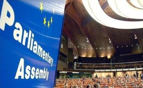 Украинские депутаты вернулись в Парламентскую ассамблею Совета Европы