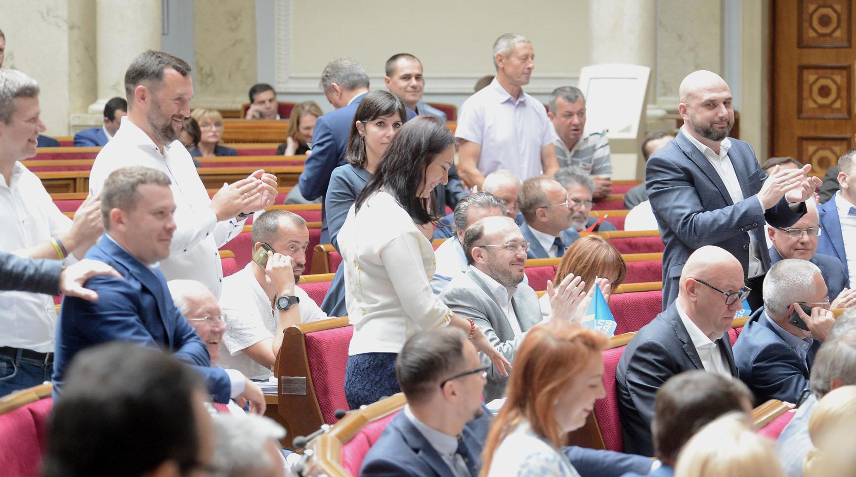 Верховная Рада приняла новый Избирательный кодекс