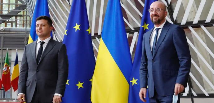 Курс Украины неизменен – в ЕС, стать членом Евросоюза