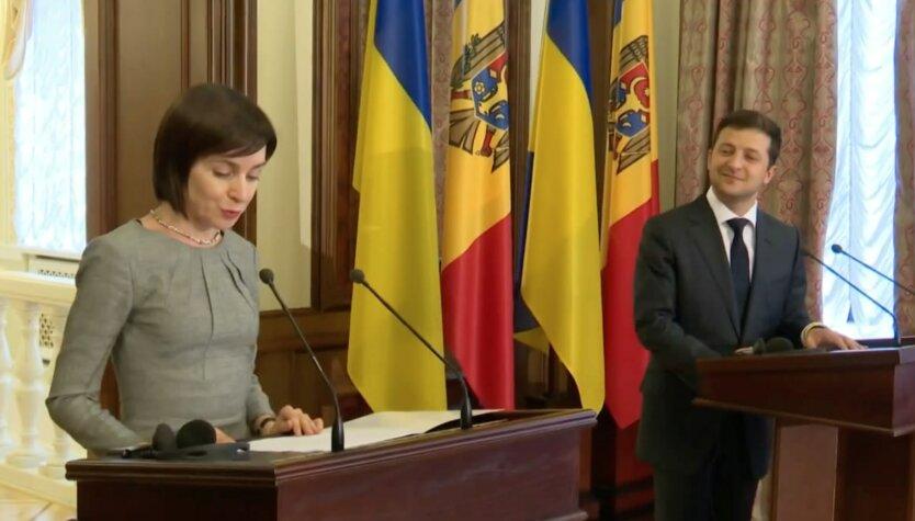 Окно возможностей для перезагрузки украинско-молдовских отношений