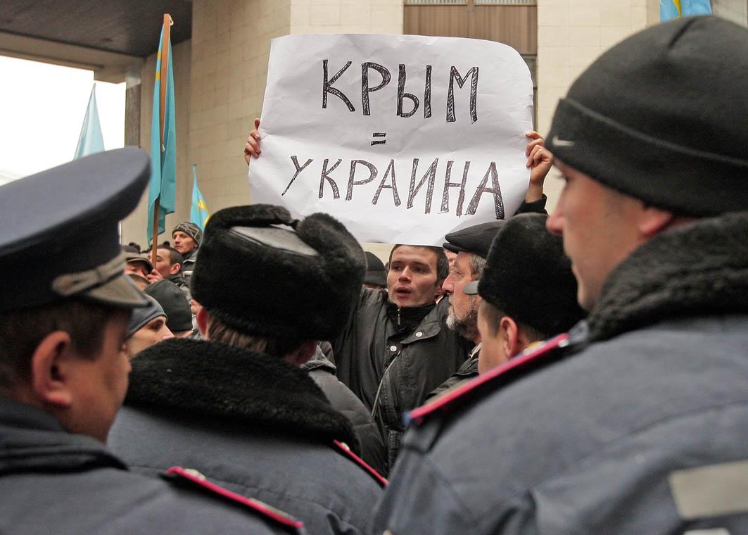 Трамп на год продлил санкции против России из-за оккупации Крыма и применения силы в Украине