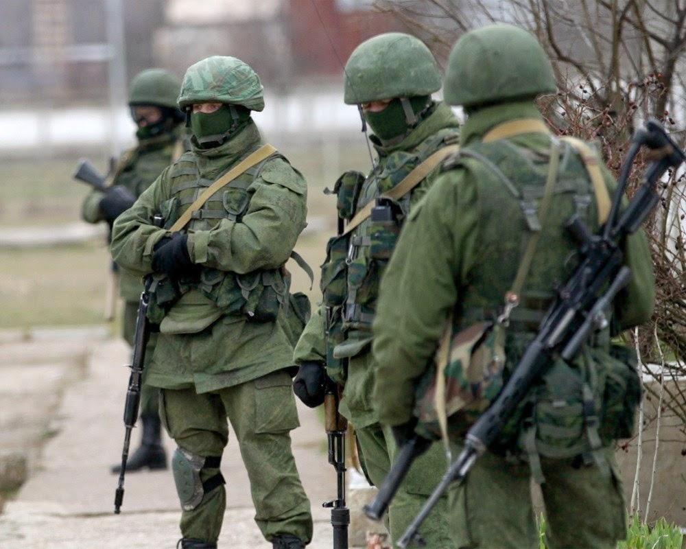 Путин в очередной раз нарушил государственную границу Украины