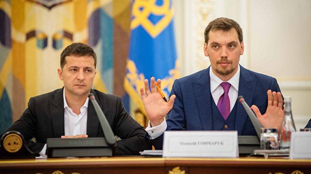 Президент Украины решил «дать шанс» премьер-министру Алексею Гончаруку