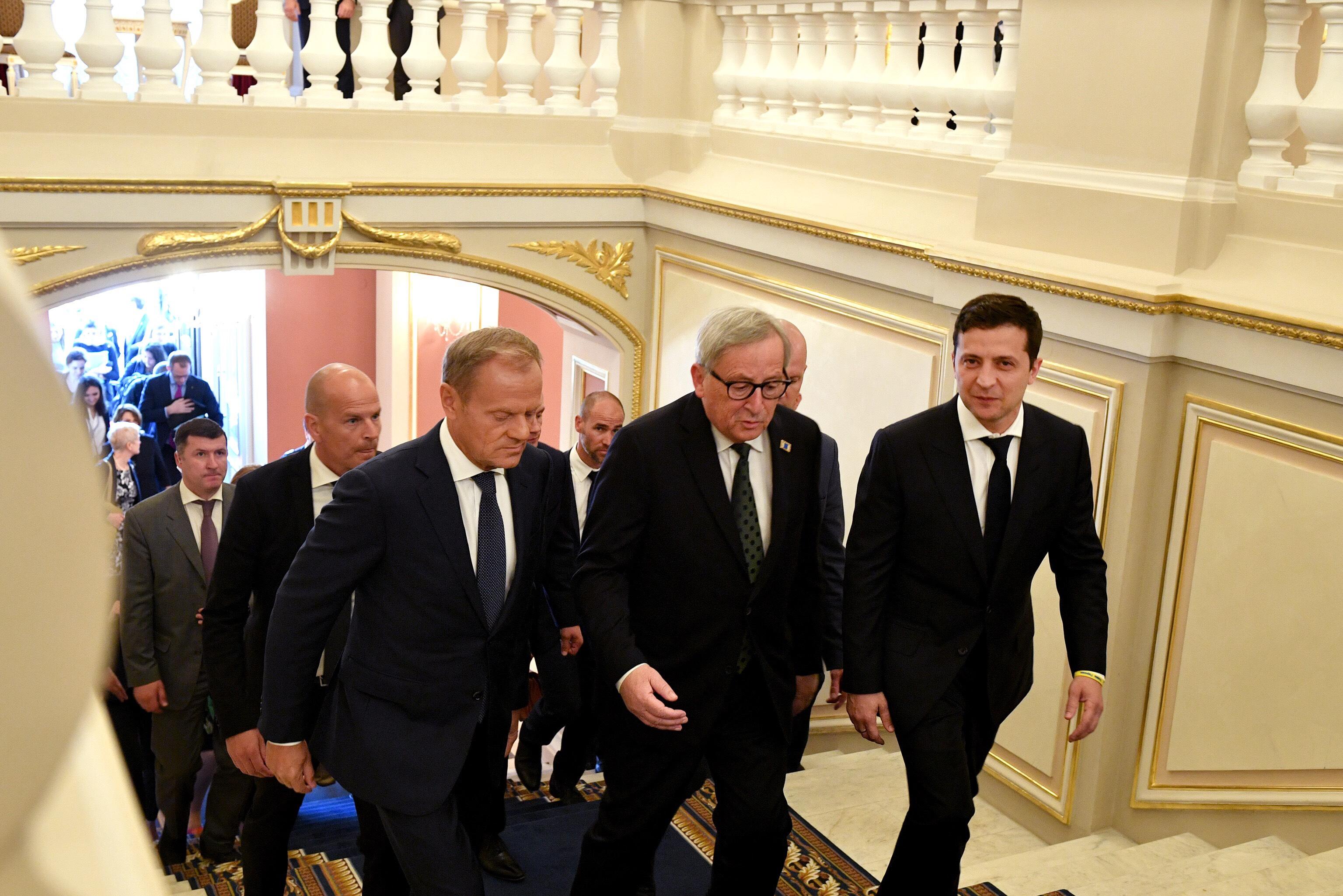Европейский союз продолжит поддержку Украины